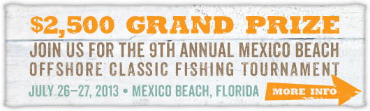 Mexico Beach Offshor Classic Fishing Tournament